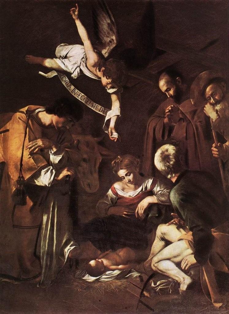 18 ottobre 1969: Viene rubata a Palermo la Natività del Caravaggio
