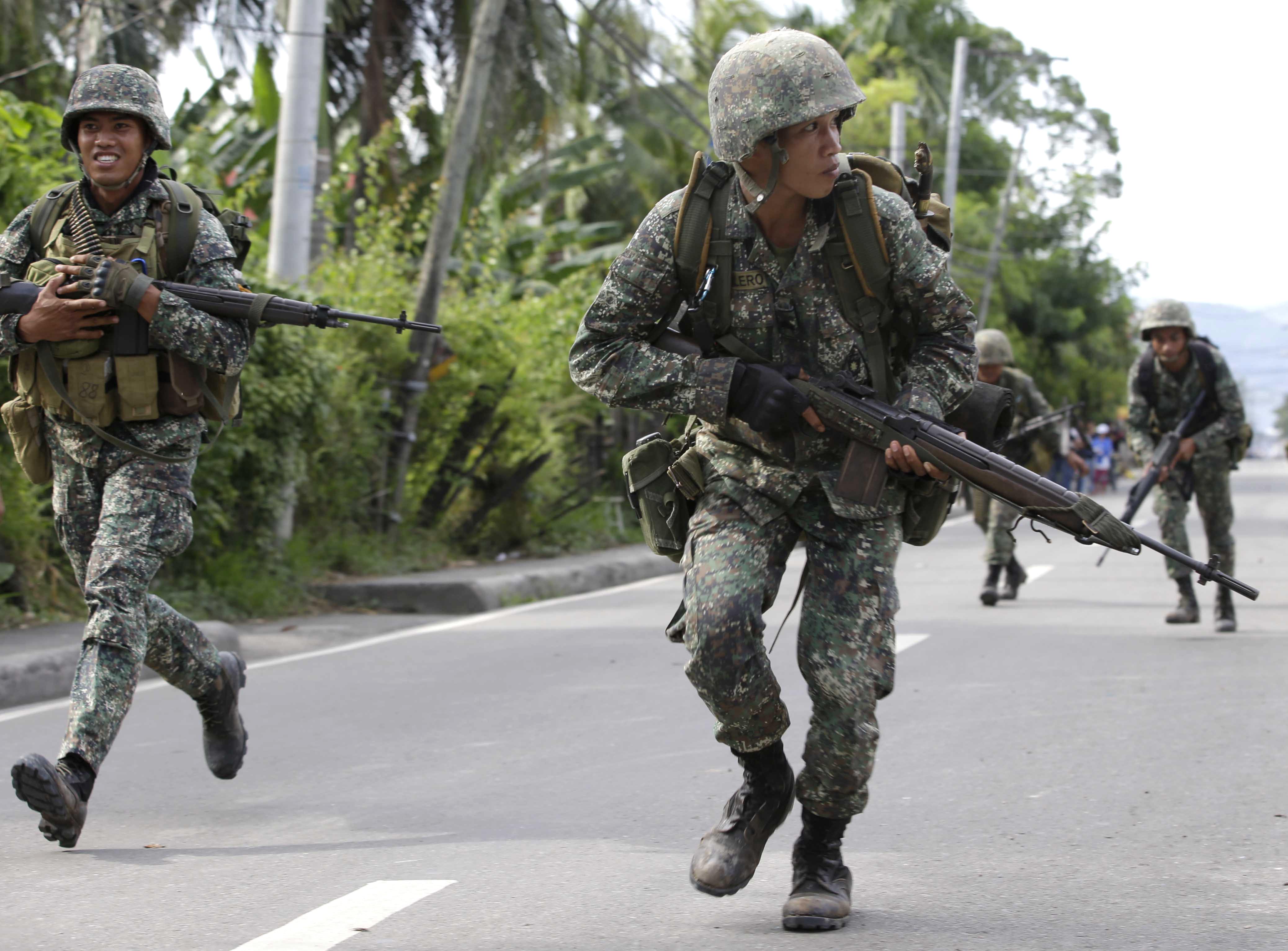 Filippine: 18 soldati filippini uccisi in scontri con i militanti Abu Sayyaf » Guerre nel Mondo