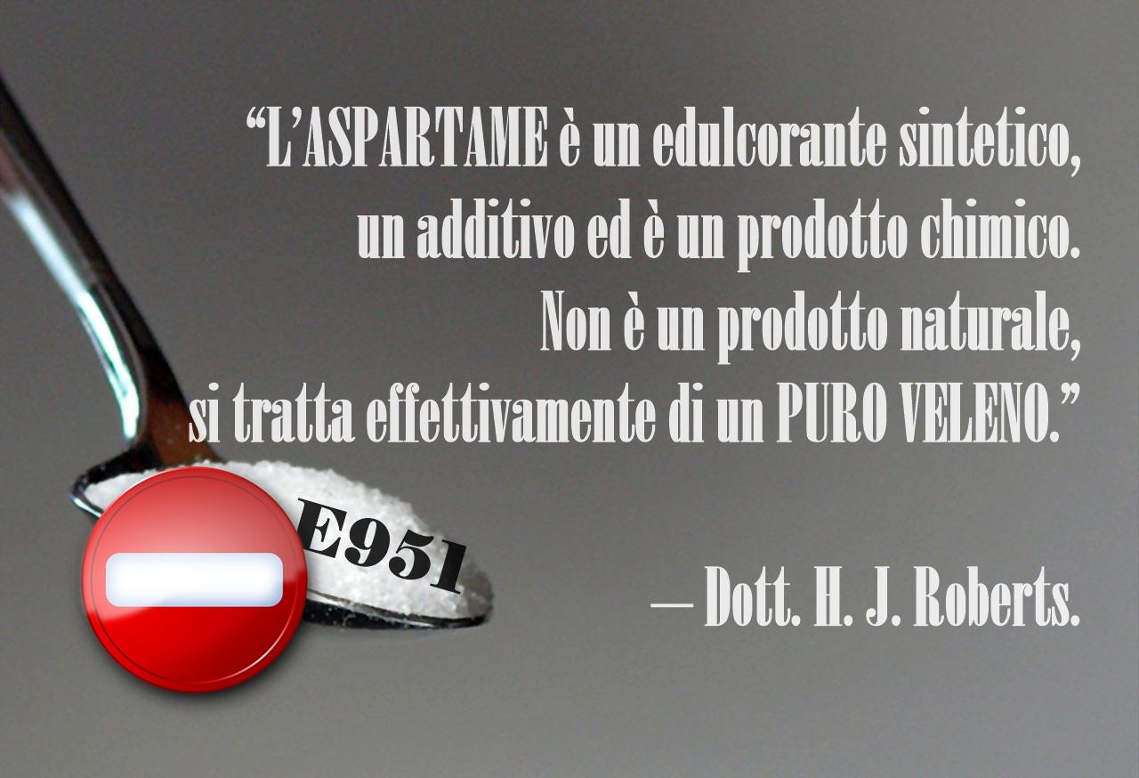 Aspartame: non solo negli alimenti light, ma anche negli yogurt e nei medicinali!