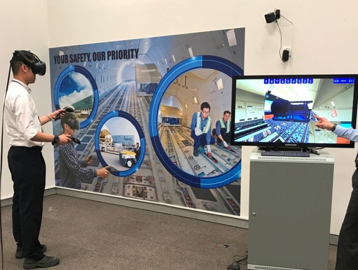 Hong Kong's Hactl introduces VR training system | Air Cargo