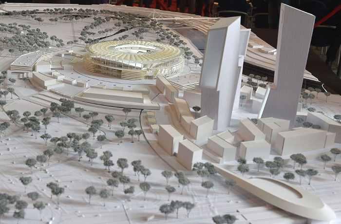 Stadio della Roma: i grillini in Campidoglio per l'annullamento della delibera Marino