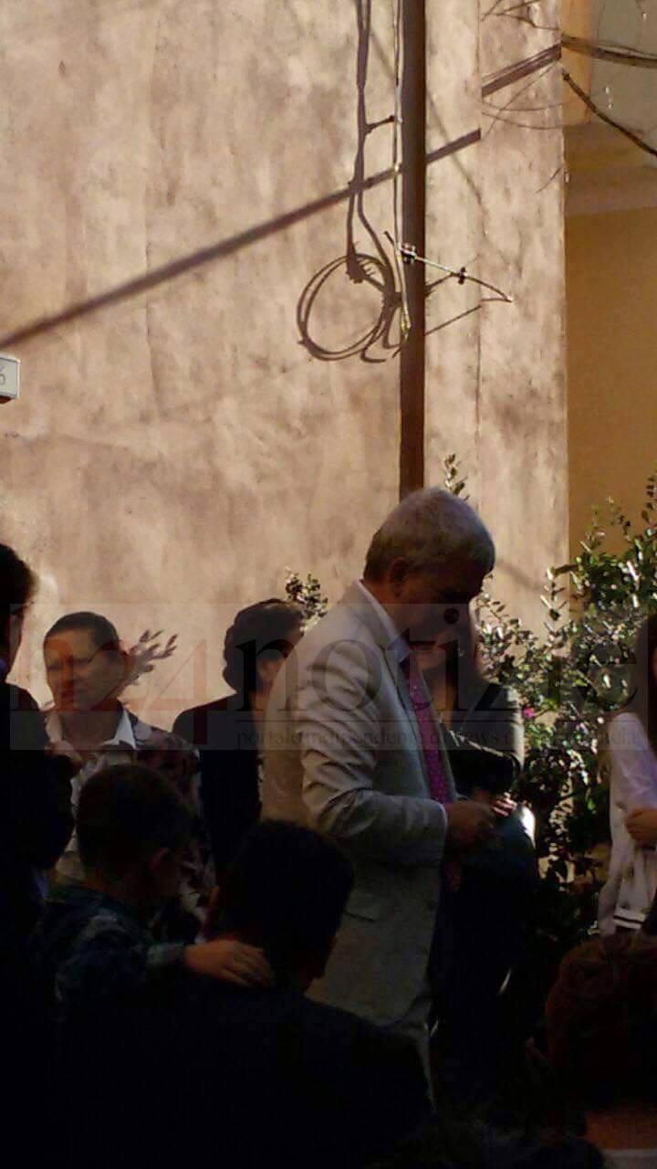 Battesimo a Suio Alto per il figlio di Nichi Vendola ed Eddy Testa