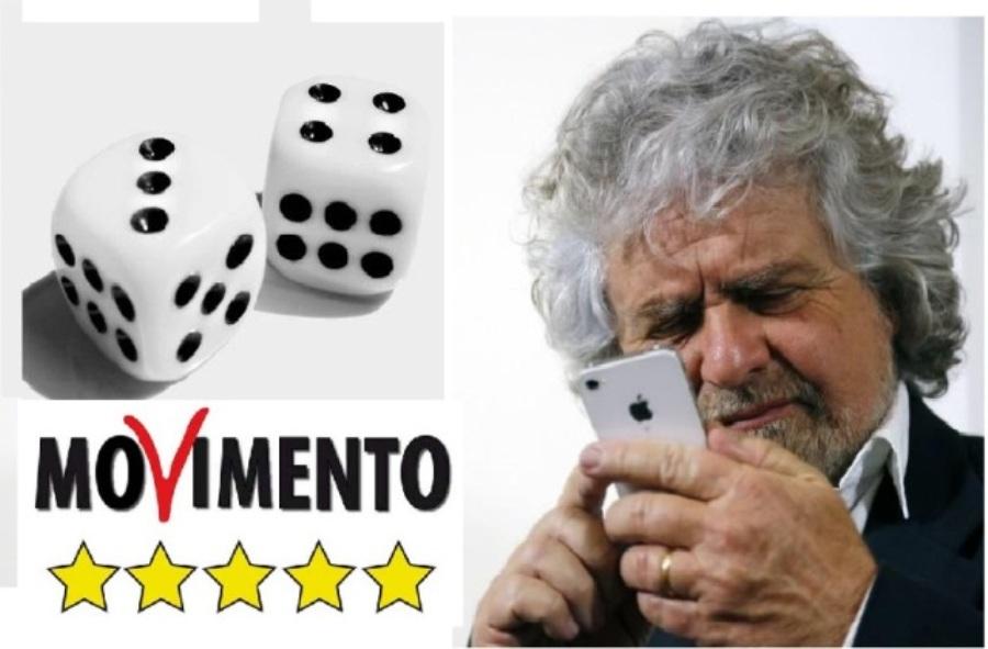 Aporie | L'algoritmo di Beppe Grillo