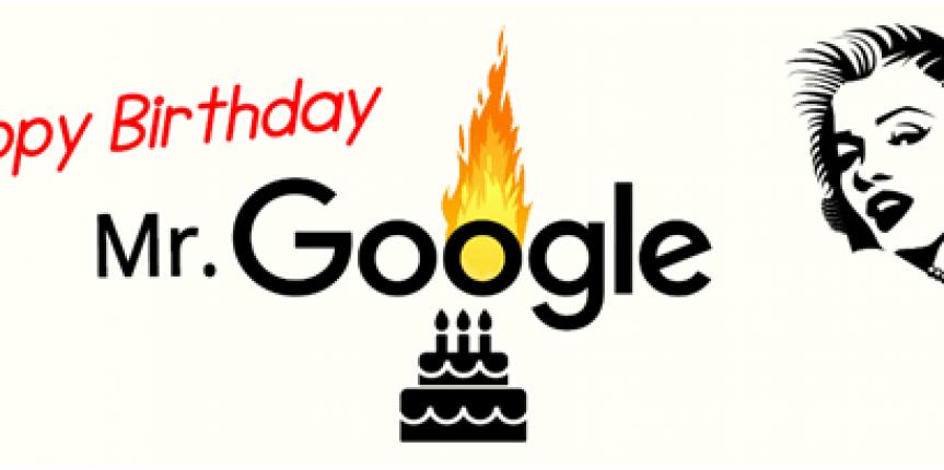 Buon compleanno, Mister Google diventa maggiorenne