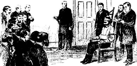 6 agosto 1890: La sedia elettrica utilizzata per la prima condanna capitale