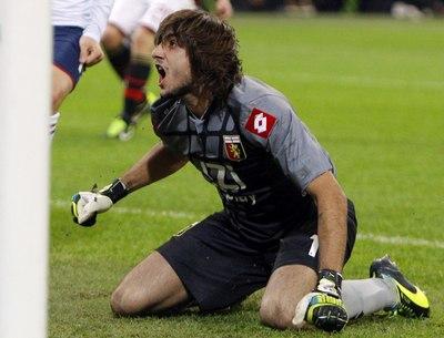 """Genoa, Perin: """"Sento di poter dare molto a questa squadra"""""""