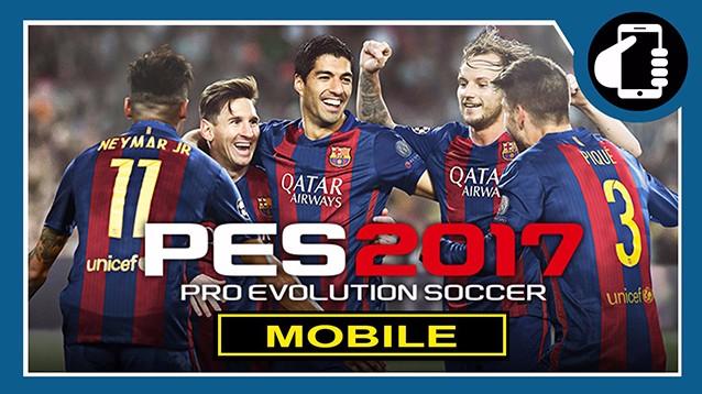 PES 2017 Mobile: da oggi disponibile - gratis - anche su Android e iOS