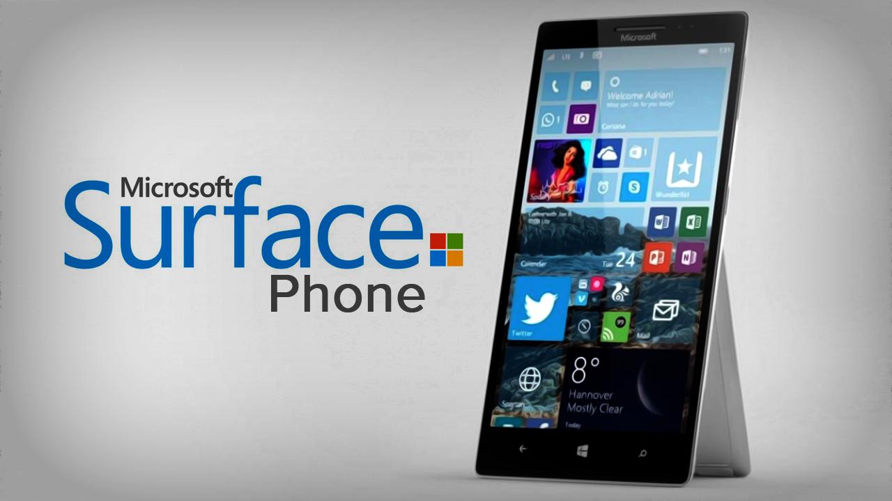Microsoft Australia annuncia il Surface Phone su Twitter ? | Surface Phone Italia