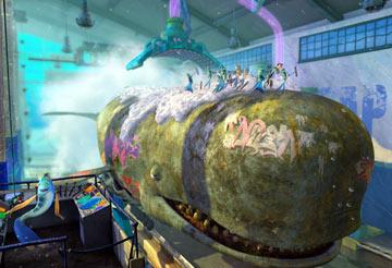 Il pesce pulitore, scugnizzo di barriera