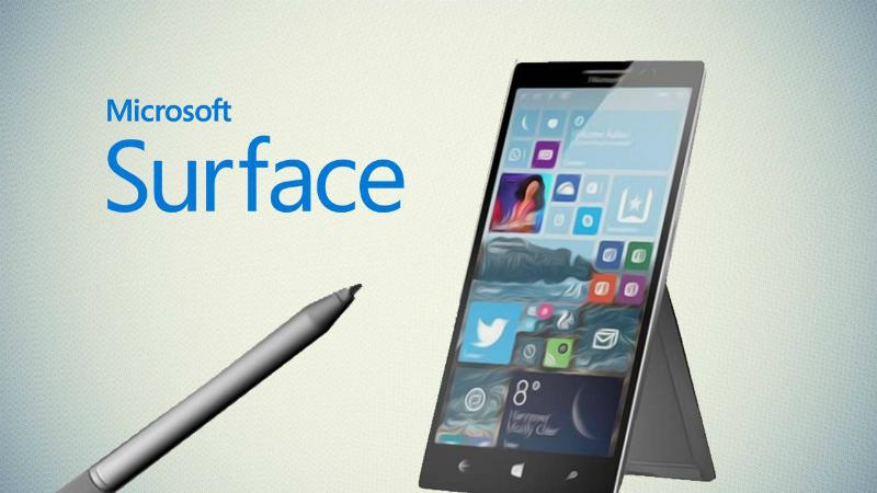 Surface Phone: ecco quello che ci aspetta