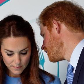 Kate e Harry, scandalo in casa Windsor