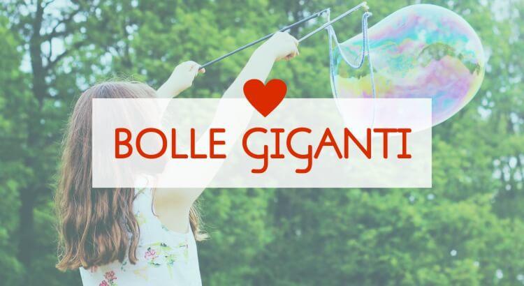 8 divertenti strumenti per fare bolle di sapone giganti