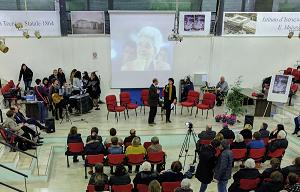 Movimento dei Focolari della diocesi armerina ricorda la fondatrice: Chiara Lubich