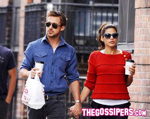 Eva Mendes e Ryan Golsling: è nato la seconda figlia