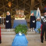 Reliquie di Santa Bernadette Soubirous a Monte Grisa