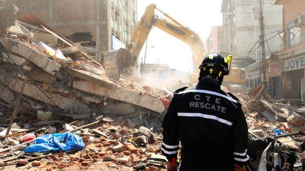 16 aprile 2016: L'Ecuador sconvolto dal terremoto