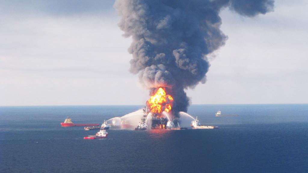 4 agosto 2010: Viene chiuso il pozzo petrolifero della Deepwater Horizon