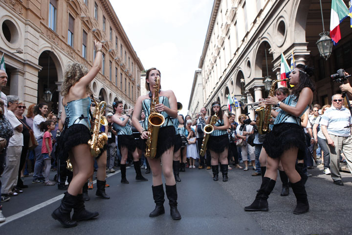 Torino è pronta per il suo Jazz Festival: da oggi al 1° maggio si suona in città