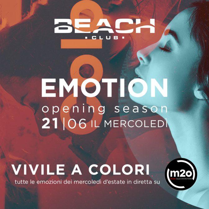 Beach Club: ogni Mercoledì in Versilia