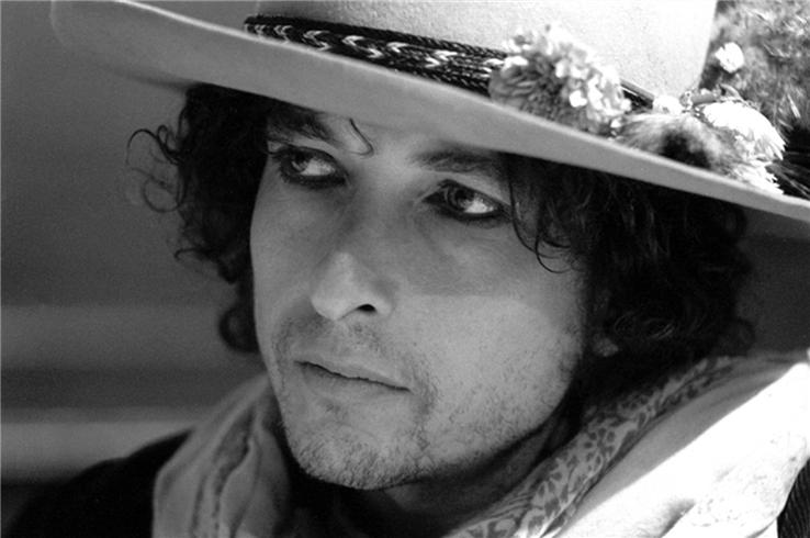 """Bob Dylan e Rubin """"Hurricane"""" Carter"""