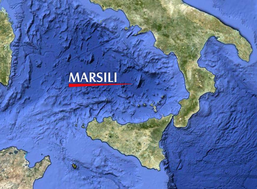 Marsili: il vulcano sommerso più pericoloso d'Europa