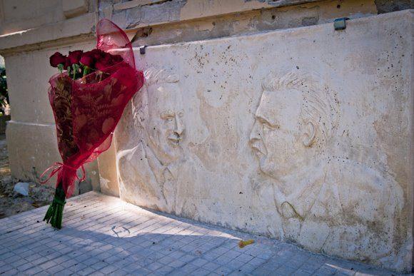 Castelvetrano rende omaggio a Paolo Borsellino e la sua scorta