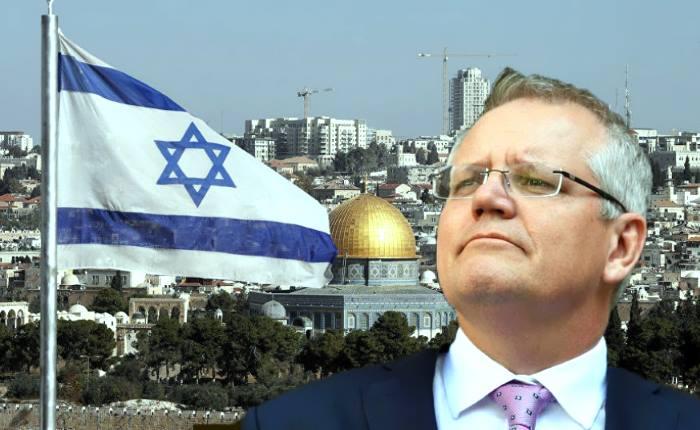 Australia, Gerusalemme ovest capitale