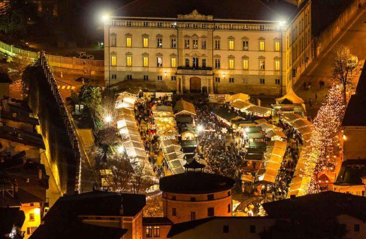 A Trento la 23esima edizione del mercatino di Natale