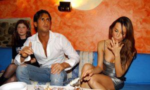 Nina Moric racconta la verità su Fabrizio Corona a Domenica Live