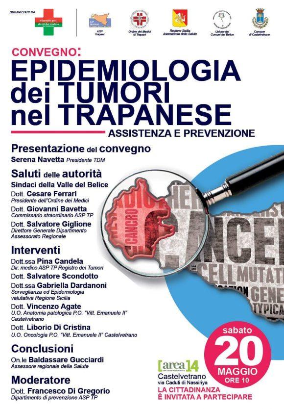 Epidemiologia dei tumori nel trapanese