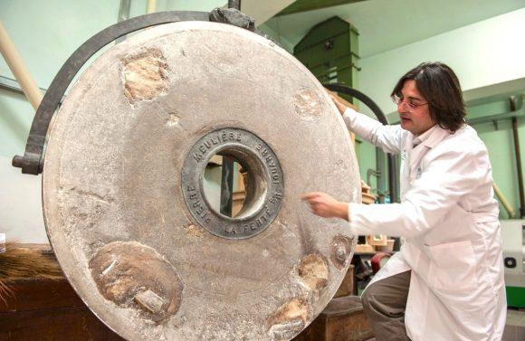 Quarto mulino a pietra per l'azienda Molini del Ponte