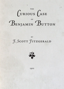 22 maggio 1922: Il curioso caso di Benjamin Button pubblicato per la prima volta