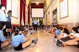 """Palermo: Con """"Notte a Teatro"""" campeggio per 120 bambini al Teatro Massimo"""