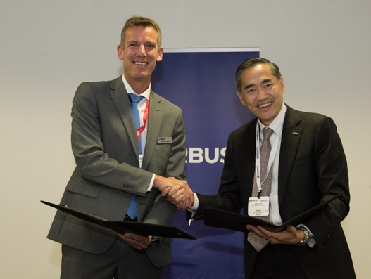 Airbus and Singapore Post partner for unmanned aerial parcel delivery system | Air Cargo
