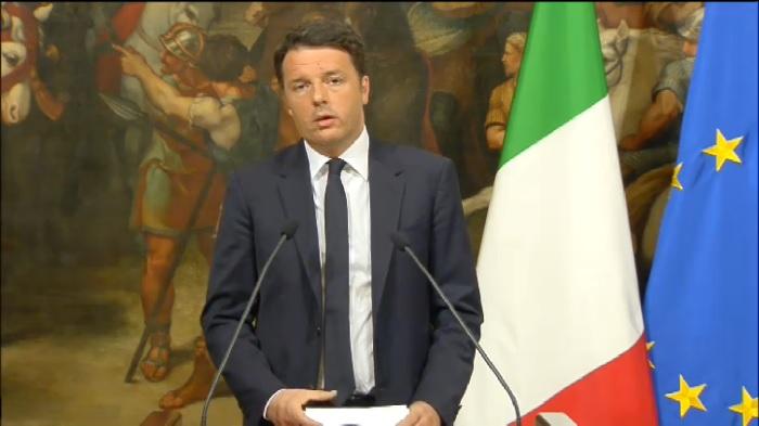 Il referendum non raggiunge il quorum. Renzi esulta