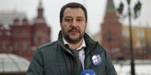 Matteo Salvini, il voto e la campagna antibrogli
