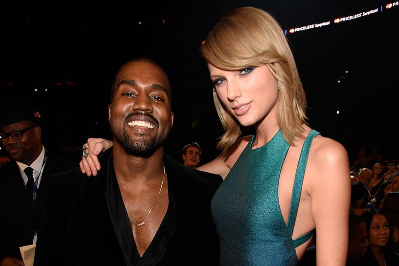 Taylor Swift e Kanye West: 7 anni di liti e rancori