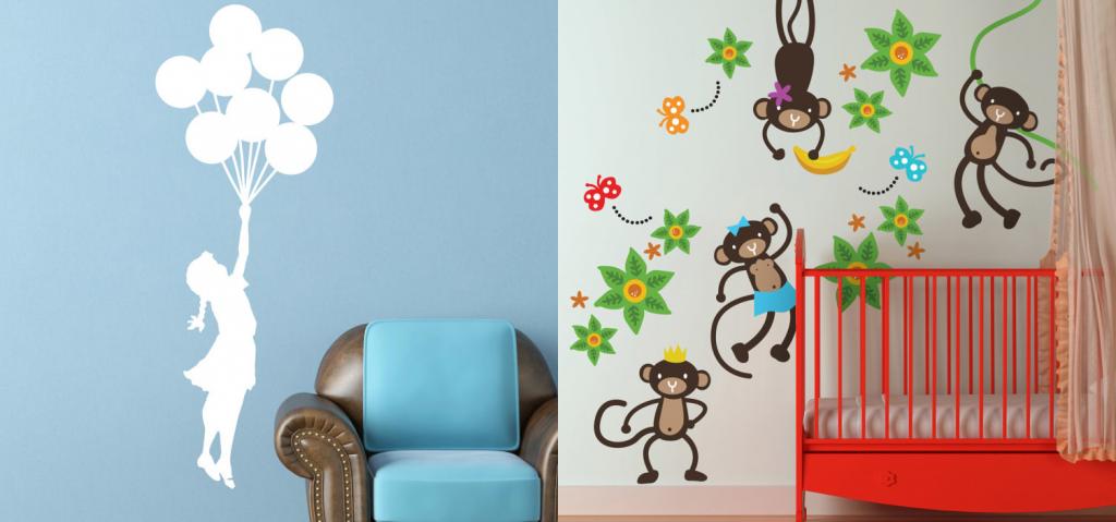 Tenstickers: adesivi da muro creativi e personalizzabili