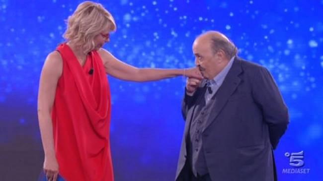 Maurizio Costanzo ha tradito Maria de Filippi?