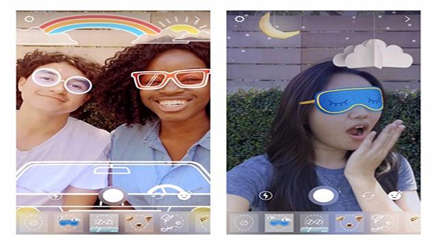 Instagram: nuovi filtri e maschere, più stickers dedicati al papà