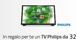 Sky Offerte Settembre 2016: TV Philips 32 in Regalo