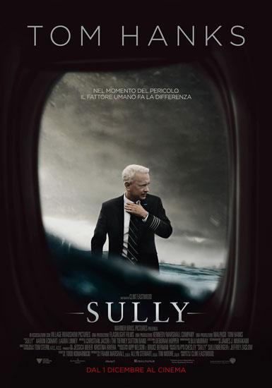 Recensione del film SULLY con Tom Hanks diretto da Clint Eastwood