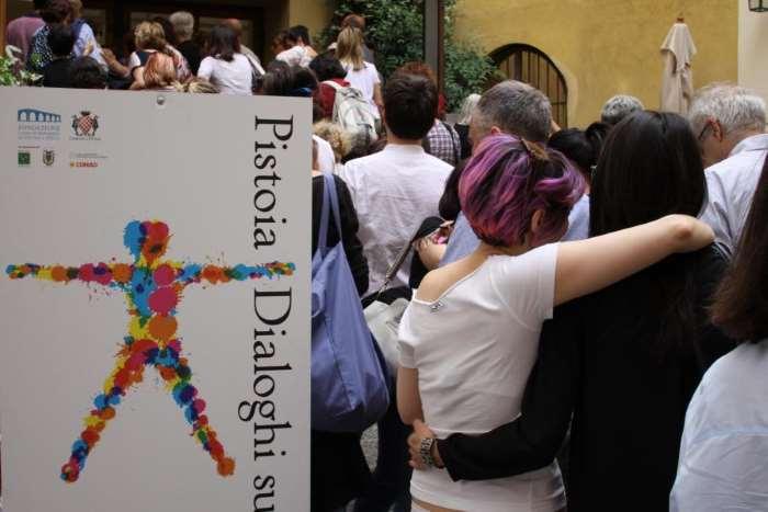 Il 26 maggio inizia a Pistoia l'ottava edizione dei Dialoghi sull'uomo con Salvatore Settis