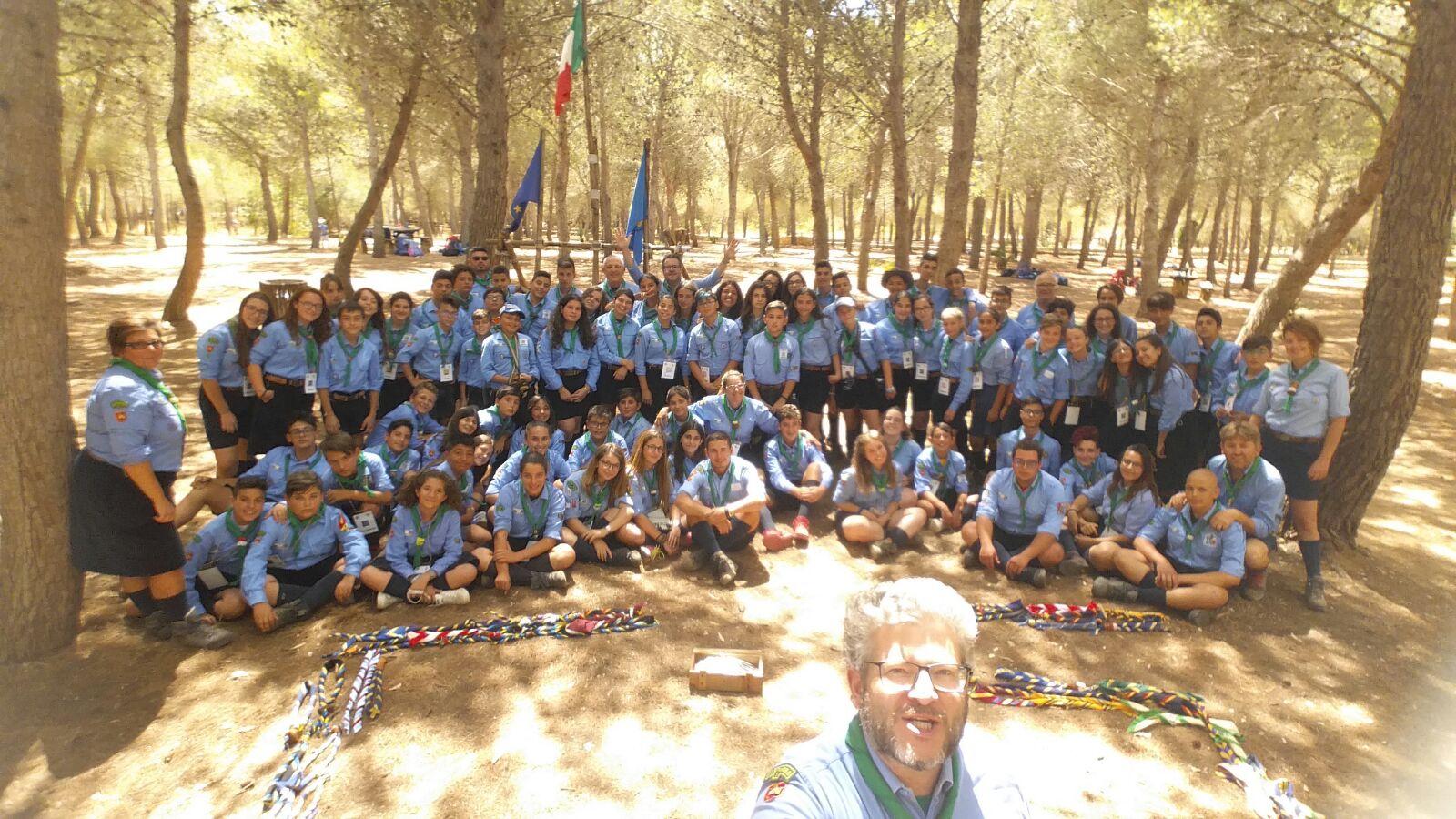 A Castelvetrano, oltre 70 scout da tutta la Sicilia