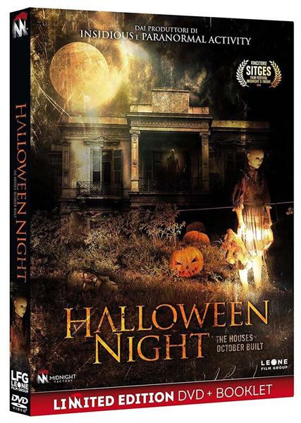 Recensione del film horror HALLOWEEN NIGHT