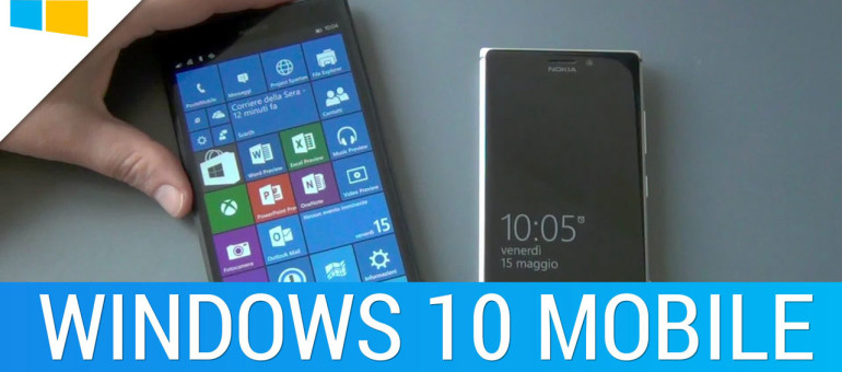 Windows 10 mobile alza i requisiti - scopri quali sono | Surface Phone Italia