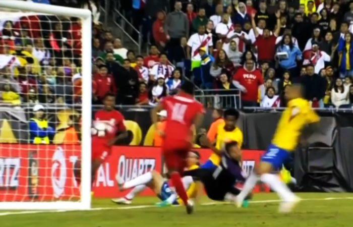 Il Brasile fallisce anche la Coppa America del centenario: eliminato dal Perù per 1-0