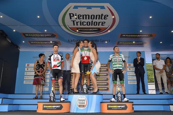 Pagelle Campionato Italiano Ciclismo 2017, la gara del trionfo di Fabio Aru
