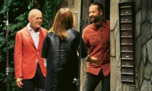 Untraditional, Fabio Volo torna sul set per una nuova serie con Alfonso Signorini e Cristina Parodi