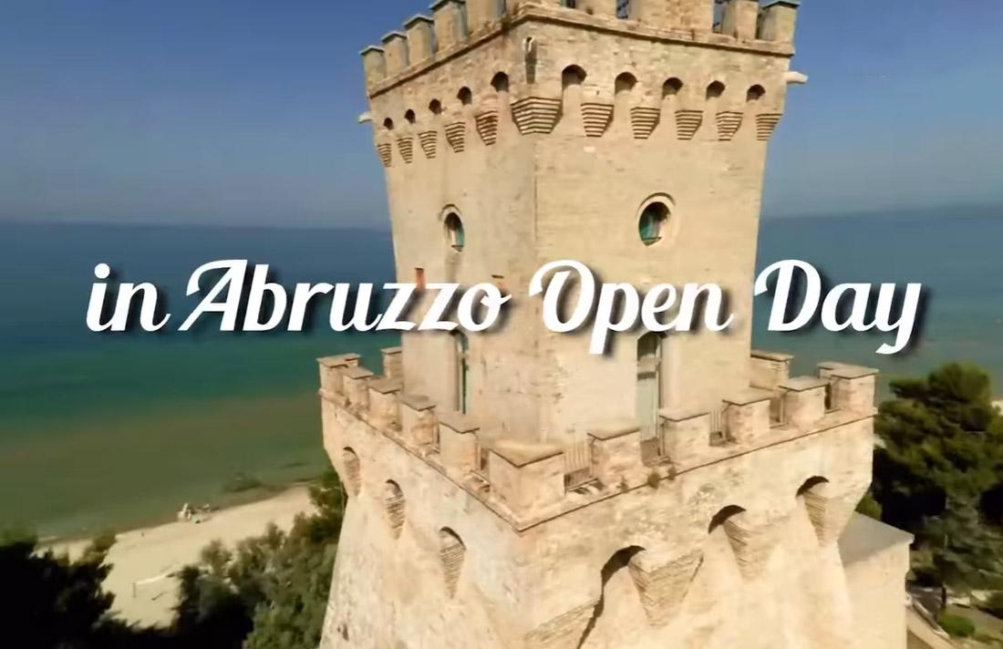 Al via l'edizione Summer di Abruzzo Open Day. Dal 27 maggio al 4 giugno